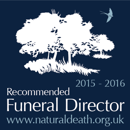 Natural Death Centre Recommended Funeral Director Logo